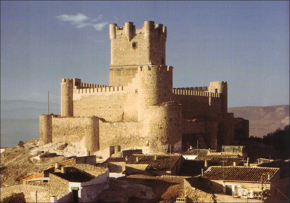 Alicante Castles Castillo De La Atalaya